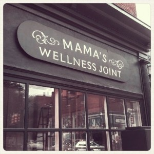 Mama's Wellness Joint at 11th and Pine
